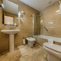 Отель Apartamentos Loto Conil Испания, Кониль-де-ла-Фронтера - отзывы, цены и фото номеров - забронировать отель Apartamentos Loto Conil онлайн ванная фото 2