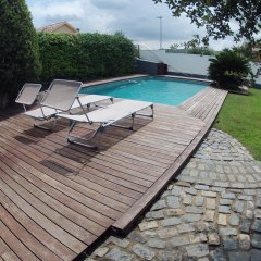 Отель The Luxury Village Вакариссес бассейн фото 3