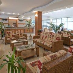 Отель DAS Club Hotel Sunny Beach Болгария, Солнечный берег - отзывы, цены и фото номеров - забронировать отель DAS Club Hotel Sunny Beach онлайн интерьер отеля фото 2