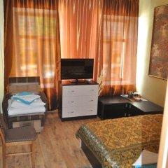 Мини-Отель Мумий Тролль Стандартный номер с двуспальной кроватью фото 8