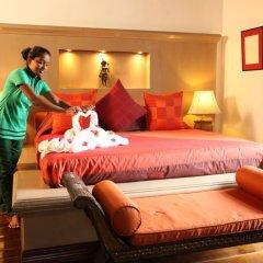 Отель CLINGENDAEL Канди комната для гостей фото 4