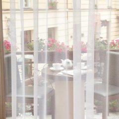 Отель Spatz Aparthotel 3* Номер Делюкс с различными типами кроватей фото 9
