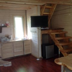 Отель Holiday Home na Sholokhova Мурманск в номере