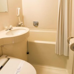 Hotel Sunshine Tokushima Минамиавадзи ванная фото 2