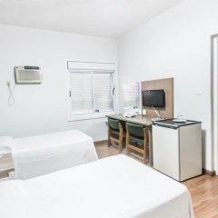 Samambaia Executive Hotel 2* Стандартный номер с различными типами кроватей фото 16
