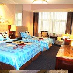 Отель City Hotel Xiamen Китай, Сямынь - отзывы, цены и фото номеров - забронировать отель City Hotel Xiamen онлайн комната для гостей фото 2
