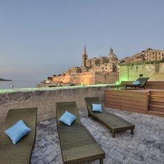 Отель Waterfront Valletta House пляж