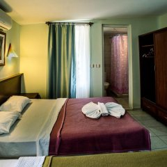 Отель Bade 3* Номер Эконом с различными типами кроватей фото 4
