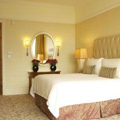 Four Seasons Hotel Singapore 5* Стандартный номер с различными типами кроватей фото 3
