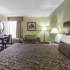 Отель Best Western Gastonia 2* Стандартный номер с различными типами кроватей