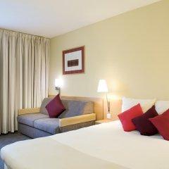Отель Novotel Manchester Centre 4* Стандартный номер с двуспальной кроватью фото 3