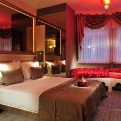 Отель Yasmak Sultan 4* Номер Делюкс с различными типами кроватей фото 9