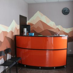 Гостиница Yo! Hostel Saransk в Саранске 4 отзыва об отеле, цены и фото номеров - забронировать гостиницу Yo! Hostel Saransk онлайн Саранск интерьер отеля фото 2