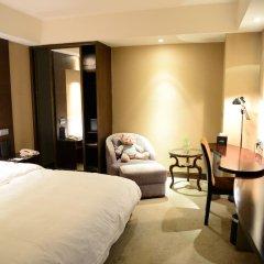 Xian Forest City Hotel 4* Стандартный номер с различными типами кроватей фото 6