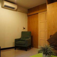 Отель Ratchadamnoen Residence 3* Улучшенные апартаменты с двуспальной кроватью фото 7