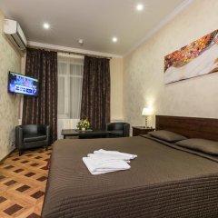 Гостиница Погости.ру на Коломенской Стандартный номер разные типы кроватей фото 8