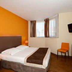 Отель Odalys - Appart'Hotel Les Félibriges Франция, Канны - отзывы, цены и фото номеров - забронировать отель Odalys - Appart'Hotel Les Félibriges онлайн комната для гостей фото 4