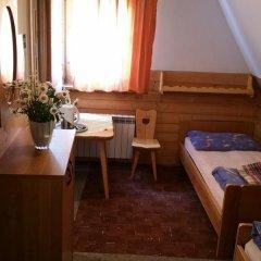 Отель Camping Harenda Pokoje Gościnne i Domki Стандартный семейный номер фото 11