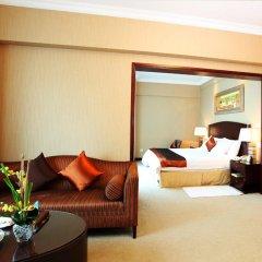 Guangzhou Grand International Hotel 4* Стандартный номер с различными типами кроватей