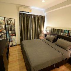 Отель Seed Memories Siam Resident 4* Люкс с различными типами кроватей фото 17