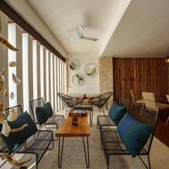 Отель Hm Playa Del Carmen Плая-дель-Кармен комната для гостей