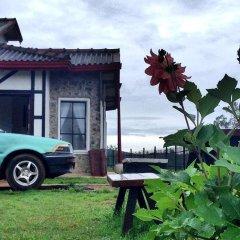 Отель Veyo Cottage парковка