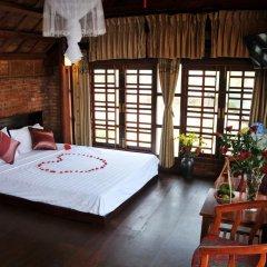 Отель Seaside An Bang Homestay 2* Номер Делюкс с различными типами кроватей фото 4