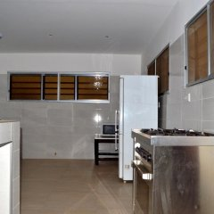 Отель Accra Luxury Lodge 2* Вилла с различными типами кроватей фото 3