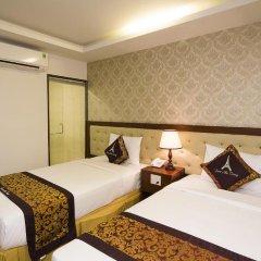 Paris Nha Trang Hotel 3* Улучшенный номер с 2 отдельными кроватями фото 4