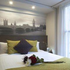 Отель Citadines Trafalgar Square London 3* Студия с различными типами кроватей фото 4