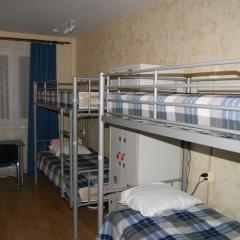 Blagovest Hostel on Tulskaya Кровать в женском общем номере с двухъярусными кроватями