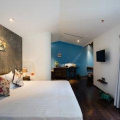Отель The Myst Dong Khoi 5* Стандартный номер с различными типами кроватей фото 15