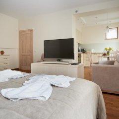 Апартаменты Natalex Apartments Студия с различными типами кроватей фото 12