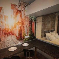 Апартаменты Salt Сity Улучшенные апартаменты с различными типами кроватей фото 33