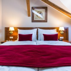 Hotel Caruso 4* Представительский номер с различными типами кроватей фото 5