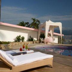 Отель Las Brisas Acapulco 4* Стандартный номер с разными типами кроватей фото 11