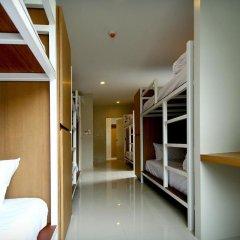 Chern Hostel Кровать в общем номере с двухъярусной кроватью фото 3