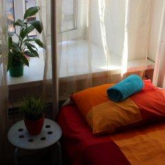 Хостел Online Кровать в общем номере с двухъярусной кроватью фото 20