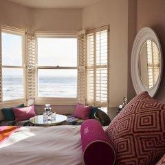 Отель Brighton Harbour Hotel & Spa Великобритания, Брайтон - отзывы, цены и фото номеров - забронировать отель Brighton Harbour Hotel & Spa онлайн комната для гостей фото 4