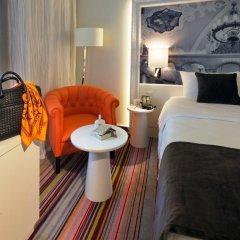 Гостиница Mercure Москва Бауманская 4* Стандартный номер с разными типами кроватей фото 2