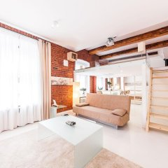 Апартаменты Мама Ро на Чистых Прудах Студия фото 40