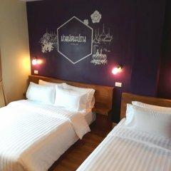 Хостел Siri Poshtel Bangkok Номер Делюкс с различными типами кроватей фото 7