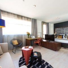Отель Capri by Fraser, Barcelona / Spain 4* Студия Делюкс с двуспальной кроватью фото 4