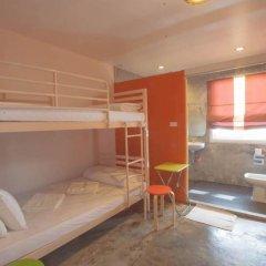 Отель Smile Buri House 3* Кровать в общем номере фото 13
