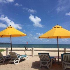 Отель Hassana House пляж