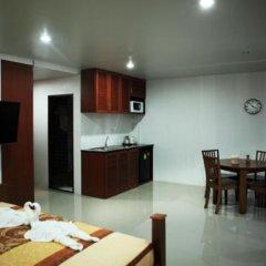 Апартаменты Naiharn Beach Road Apartment Студия Делюкс с различными типами кроватей фото 4