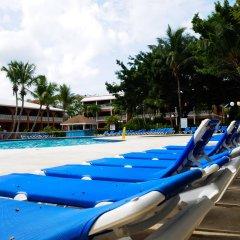 Отель Gusto Tropical Dependance Доминикана, Бока Чика - отзывы, цены и фото номеров - забронировать отель Gusto Tropical Dependance онлайн бассейн