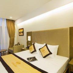 Galina Hotel & Spa 4* Улучшенный номер с различными типами кроватей фото 4