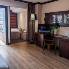 Отель Tahiti Pearl Beach Resort Французская Полинезия, Аруе - отзывы, цены и фото номеров - забронировать отель Tahiti Pearl Beach Resort онлайн удобства в номере