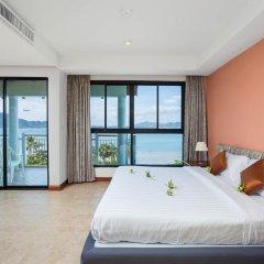 Отель By the Sea 3* Улучшенный номер с двуспальной кроватью фото 4